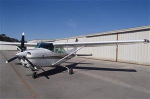 1982 Cessna 182 Skylane Turbo