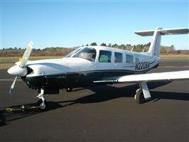 1979 Piper Lance Aircraft