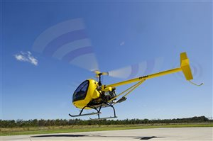 2018 Aerocopter Helicopter AK1-3