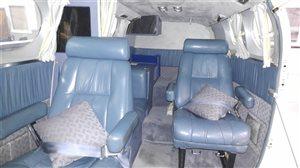 1979 Cessna 414A Chancellor