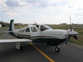 1988 Mooney M20L Liquid Rocket
