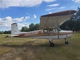 1957 Cessna 172 Aircraft