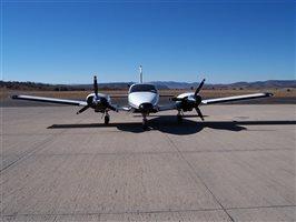 1981 Piper Seneca III PA-34-220T