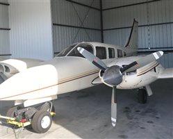 1978 Piper Seneca II Aircraft