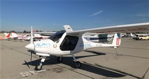 2020 Pipistrel Alpha Trainer
