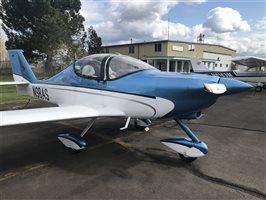 2015 Tecnam Astore Aircraft