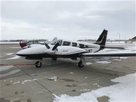 1981 Piper Seneca II Aircraft