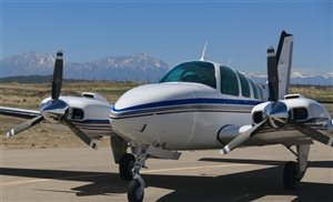 1978 Beechcraft Baron 58 Aircraft