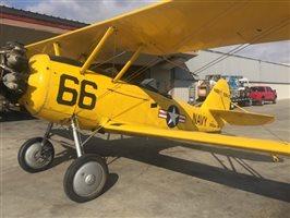 1938 NAF N3N-3