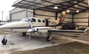 1972 Cessna 340 Aircraft