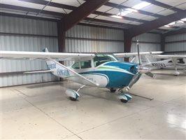 1966 Cessna 182 K