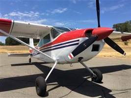 1967 Cessna 180 H