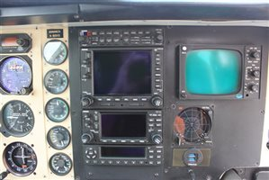 1984 Beechcraft Bonanza A36 Aircraft