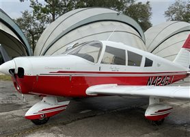 1967 Piper Archer Aircraft