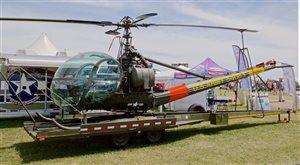 1956 Hiller UH-12C