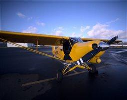 1979 Piper Super Cub PA-18-180