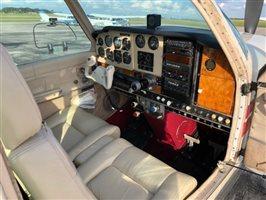 1963 Beechcraft Bonanza P-35