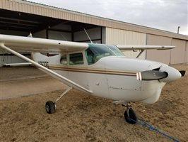 1960 Cessna 210 Aircraft