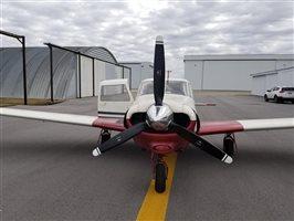 1962 Piper Comanche PA-24-250