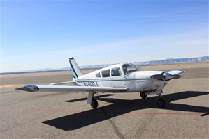 1968 Piper Arrow PA28R-180
