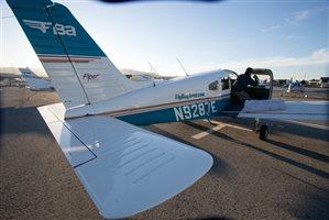 1997 Piper Warrior Aircraft