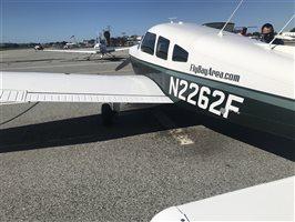 1978 Piper Archer Aircraft