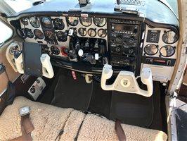 1968 Beechcraft Baron 55 B Aircraft