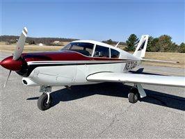 1965 Piper Comanche 260 Aircraft