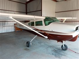 1960 Cessna 210 A Centurion