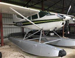 1981 Cessna 185 A185F Skywagon