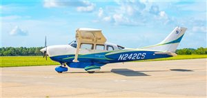 2014 Cessna 206 Stationair Turbo
