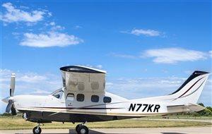 1981 Cessna P210 Silver Eagle