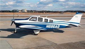 2016 Beechcraft Bonanza G36