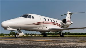 1989 Cessna Citation III 650 Aircraft