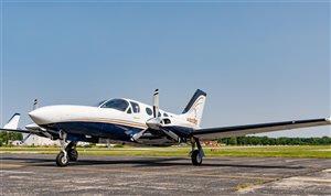 1982 Cessna 414 A