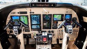 1982 Commander 1000 Aircraft