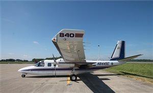 1981 Commander 840 Aircraft