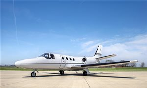 1977 Cessna Citation ISP