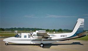 1978 Commander 690B Aircraft