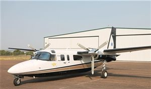 1977 Commander 690B Aircraft