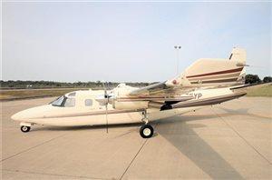 1984 Commander 1000 Aircraft