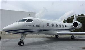 2007 Gulfstream G500