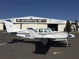 1967 Beechcraft Baron 56TC