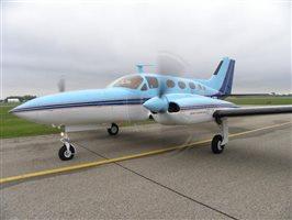 1970 Cessna 421 B