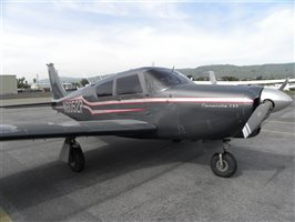 1962 Piper Comanche 250