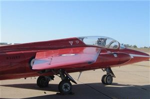 1966 British Aerospace Folland Gnat