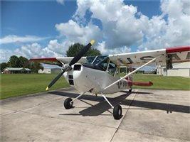 1957 Cessna L-19 Bird Dog