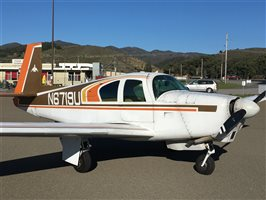 1963 Mooney Mark 21 M20C