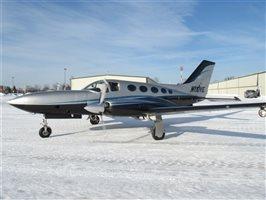 1978 Cessna 414A Chancellor RAM IV