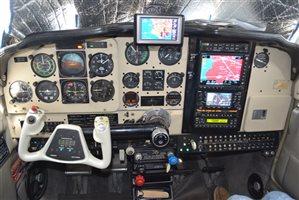 1976 Beechcraft Bonanza V35B Aircraft